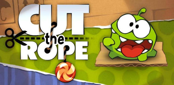 Hajpade Cut the Rope får reklamfri version i Market