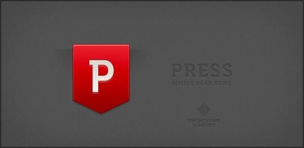 Press - en tjusig ny RSS-läsare
