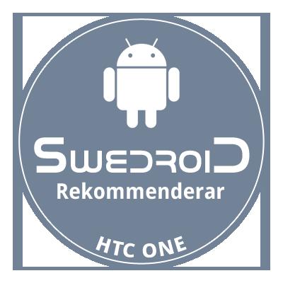 swedroid-rekommenderar-htc-one