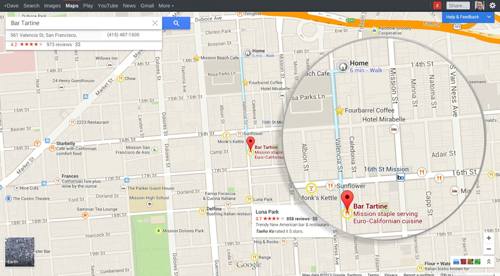 karta google maps Google Maps får ett nytt gränssnitt och nya funktoner [Google I/O  karta google maps