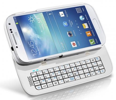 Bluetooth-tillbehör ger Galaxy S4 fysiskt QWERTY-tangentbord - Swedroid 237e96a7e74f3