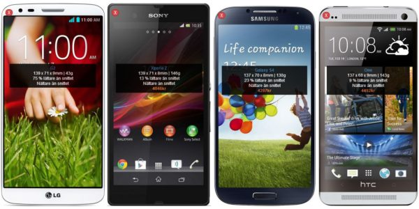 lg-g2-vs-xperia-z-vs-galaxy-s4-vs-htc-one