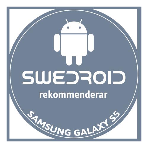 swedroid-rekommenderar-samsung-galaxy-s5