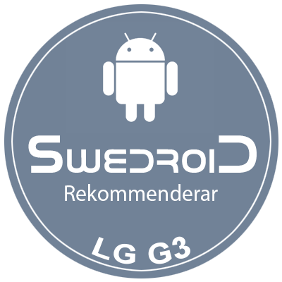 swedroid-badge-rekommenderar-g3