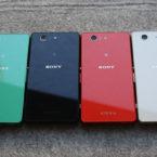 Sony Xperia Z3 och Z3 Compact är ovanligt vattentäta