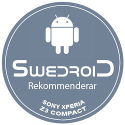 swedroid-rekommenderar-sony-xperia-z3-compact