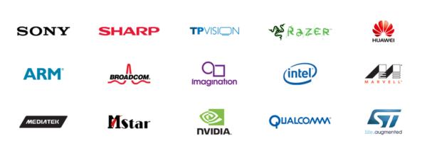 android-tv-samarbetspartners