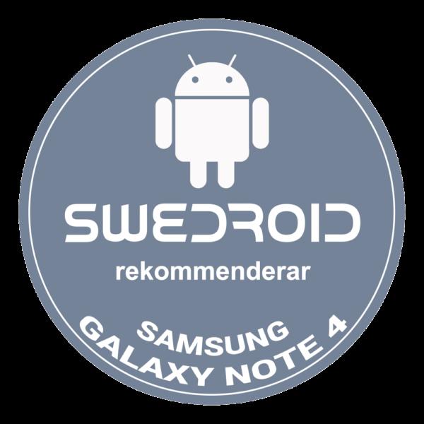 swedroid-rekommenderar-samsung-galaxy-note-4