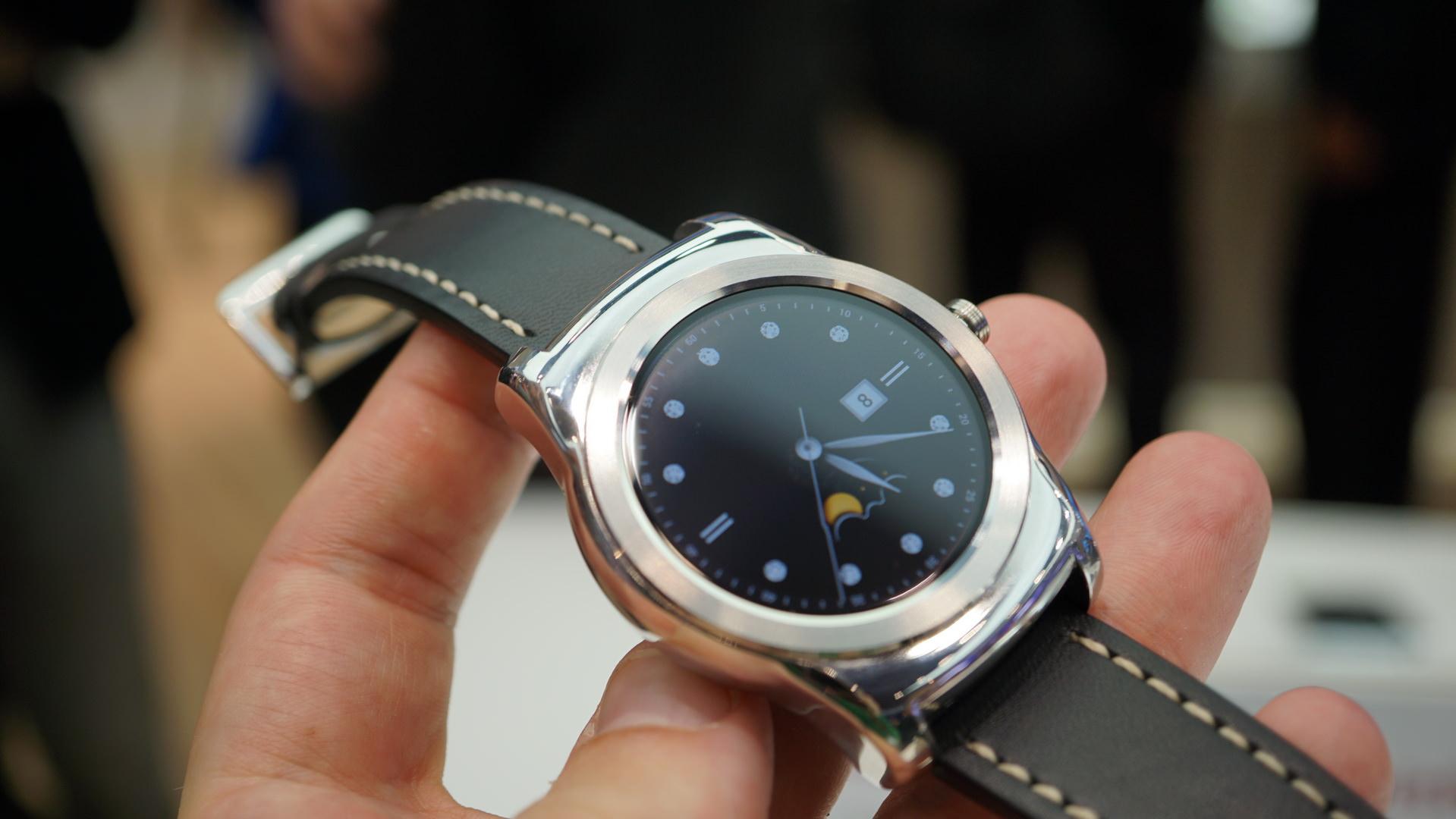 LG Watch Urbane släpps första veckan i maj för 3490kr ...
