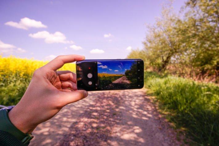 Samsung Galaxy S8 har fått sin sista uppdatering