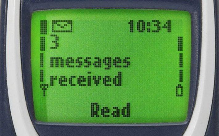 sms fyller år SMS fyller 25 år – används flitigt än idag   Swedroid sms fyller år