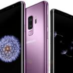 Följ presentationen av Samsung Galaxy S9 och S9 Plus live