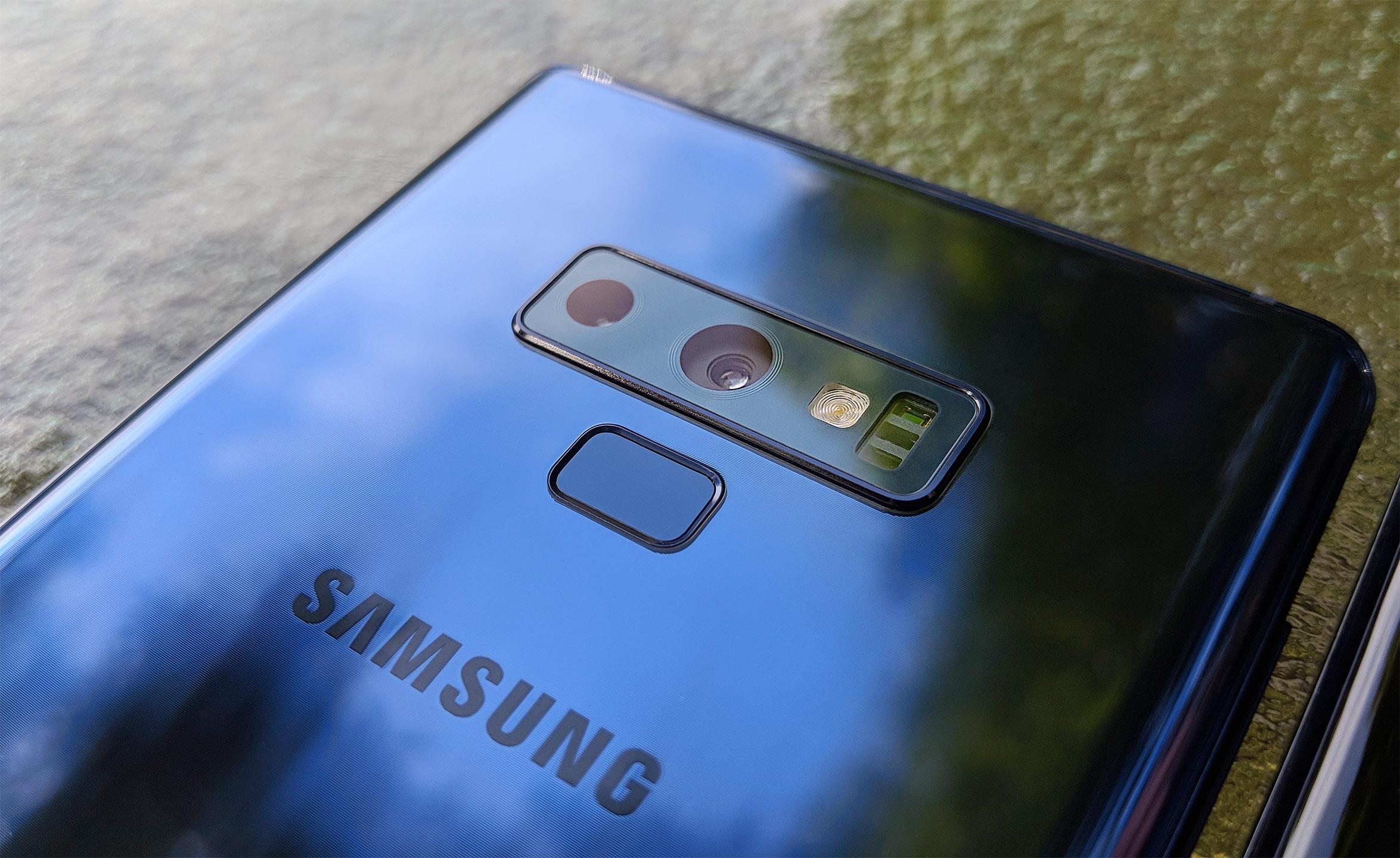 Test av Samsung Galaxy Note 9