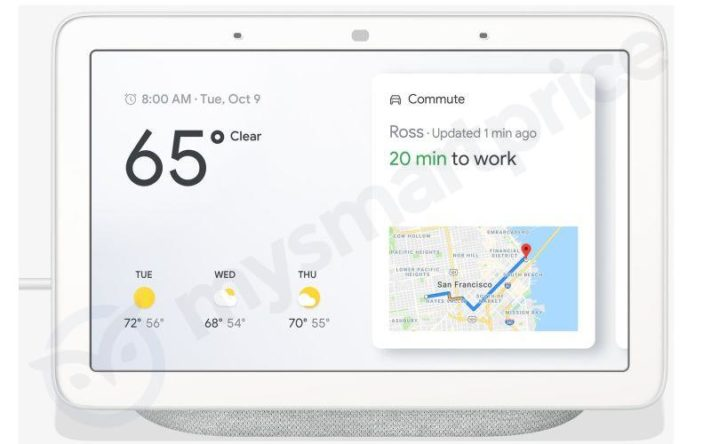 Rykte: Googles första egna smartskärm heter Home Hub, släpps i år