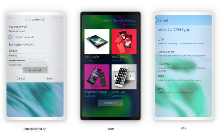 Löst rykte: Huawei överväger att använda gren av Sailfish OS