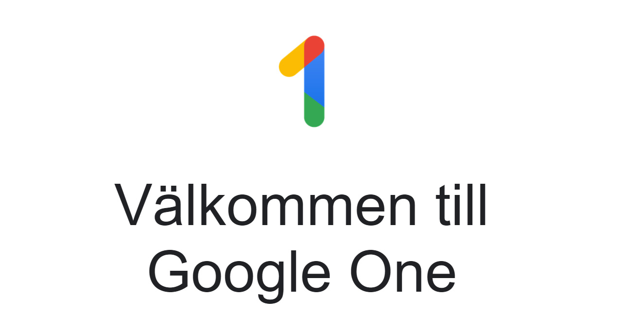 Google kommer ge One-prenumeranter utökade bildredigeringsfunktioner