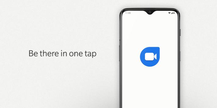 Google Duo integreras tätare i OxygenOS