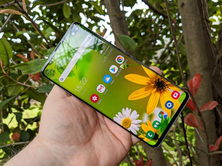 Test av Samsung Galaxy S10 Plus