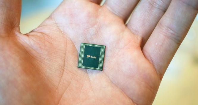 Huawei Kirin 990 påstås kunna spela in 4K @ 60fps