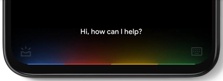 Nya Google-assistenten i Pixel 4 kräver att gestnavigeringen är aktiv