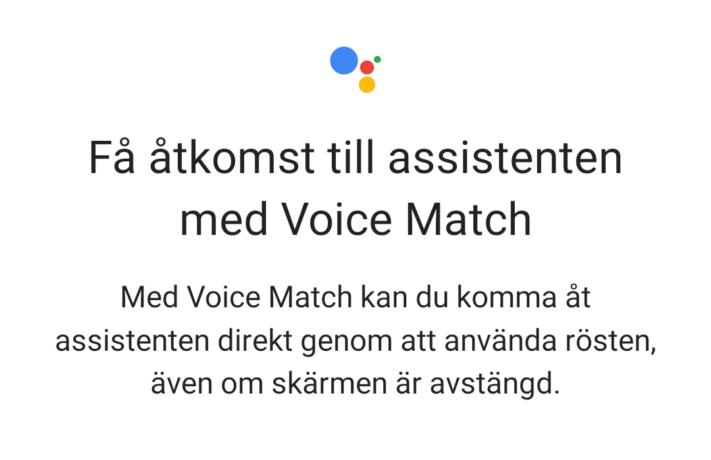 """Google Voice Match får utökat stöd i Sverige – väck telefonen med """"OK Google"""""""