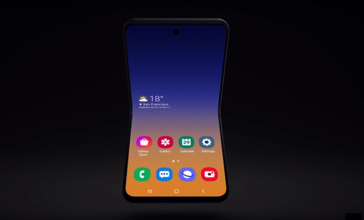 Samsungs nästa smartphone med flexibel skärm förväntas ha överkomligt pris