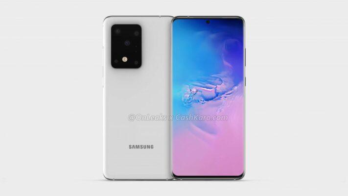 Samsung Galaxy S11 påstås erbjuda 108MP-kamera och 5x optisk zoom