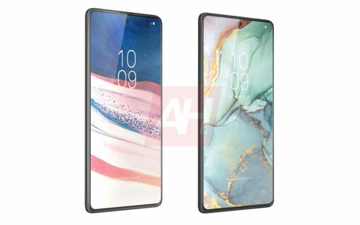 Rykte: Bilder på Samsung Galaxy S10 Lite och Note 10 Lite