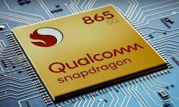 Qualcomm lanserar Snapdragon 865 med 5G-krets