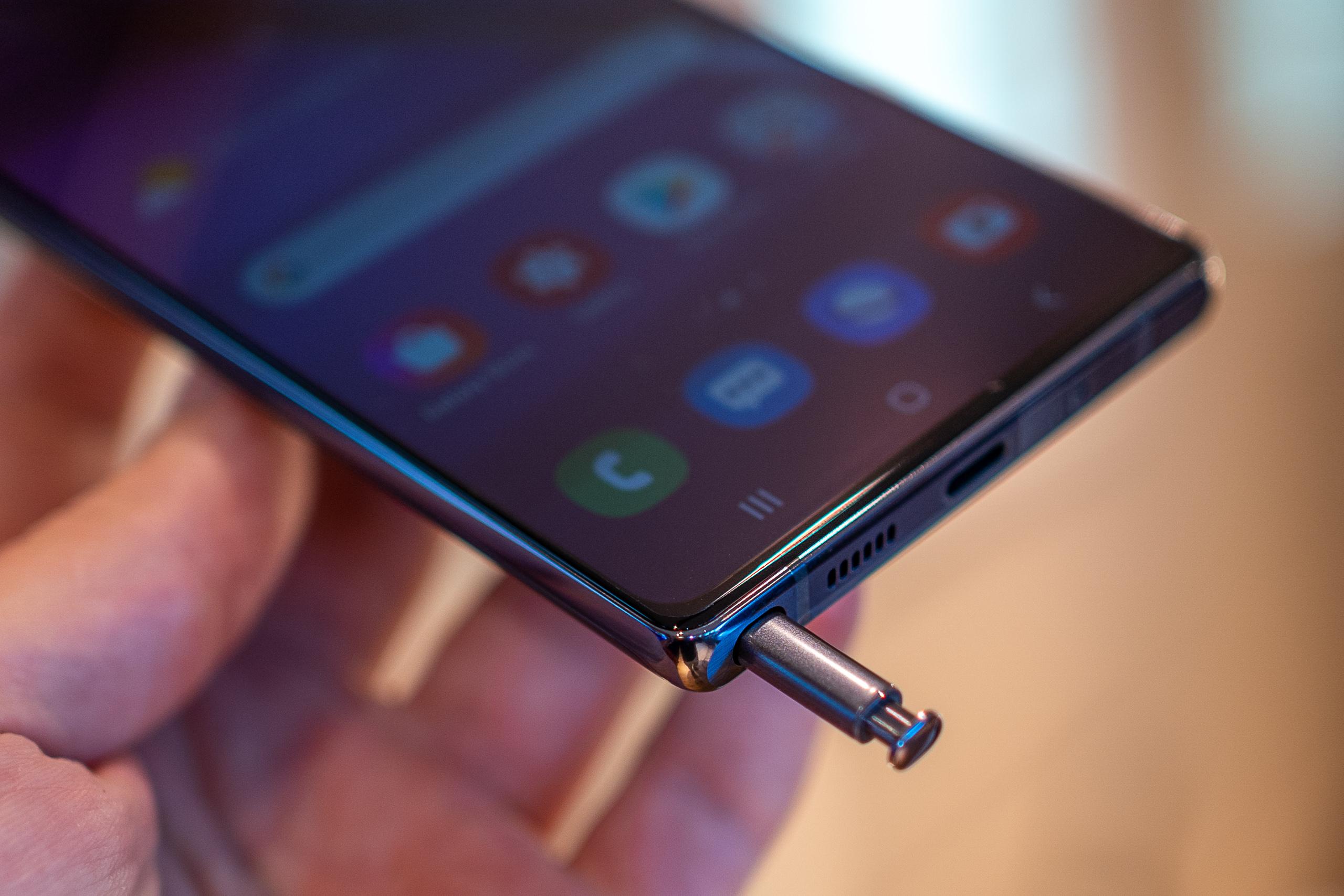Video kan visa hur Samsung Galaxy Note 22 skulle kunnat se ut