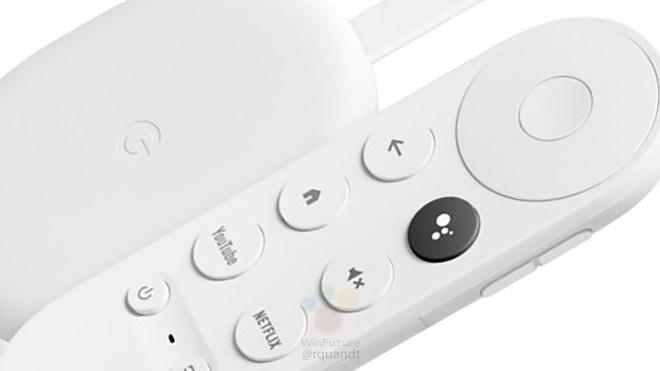 Bilder på fjärrkontrollen för Chromecast med Android TV hittar ut på nätet