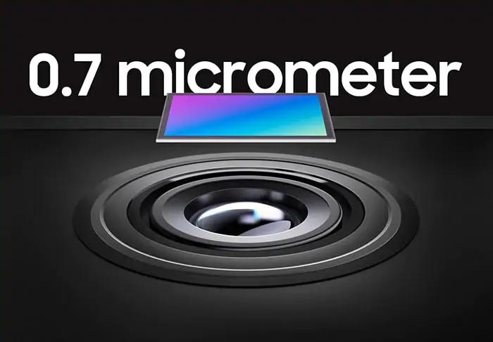 Samsungs nya bildsensorer tar mindre plats