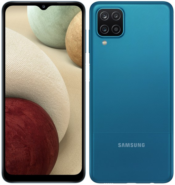 Samsung presenterar Galaxy A12 och Galaxy A02s