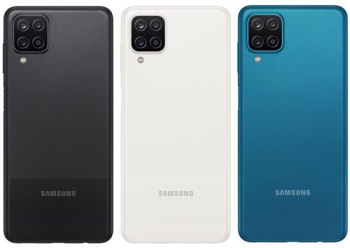 Svenska priser för Galaxy A12 och Galaxy A02s