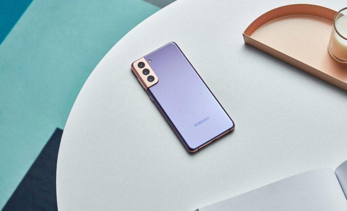 Samsung planerar att ge S21-serien Android 12 senast december