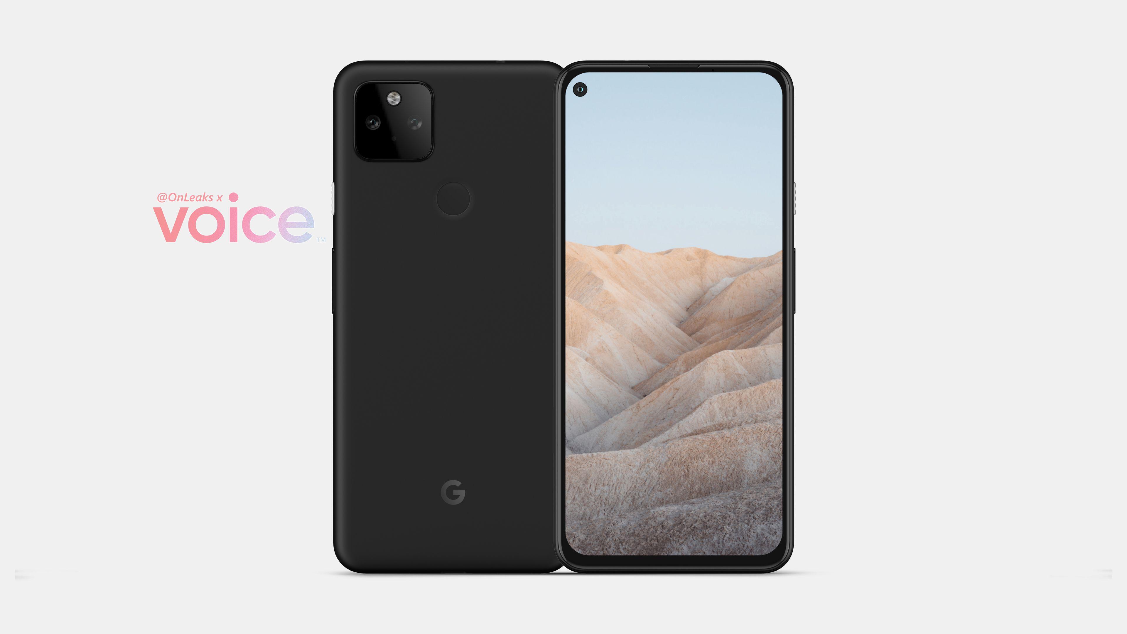 Google Pixel 5a förväntas ha samma chipp som Pixel 5