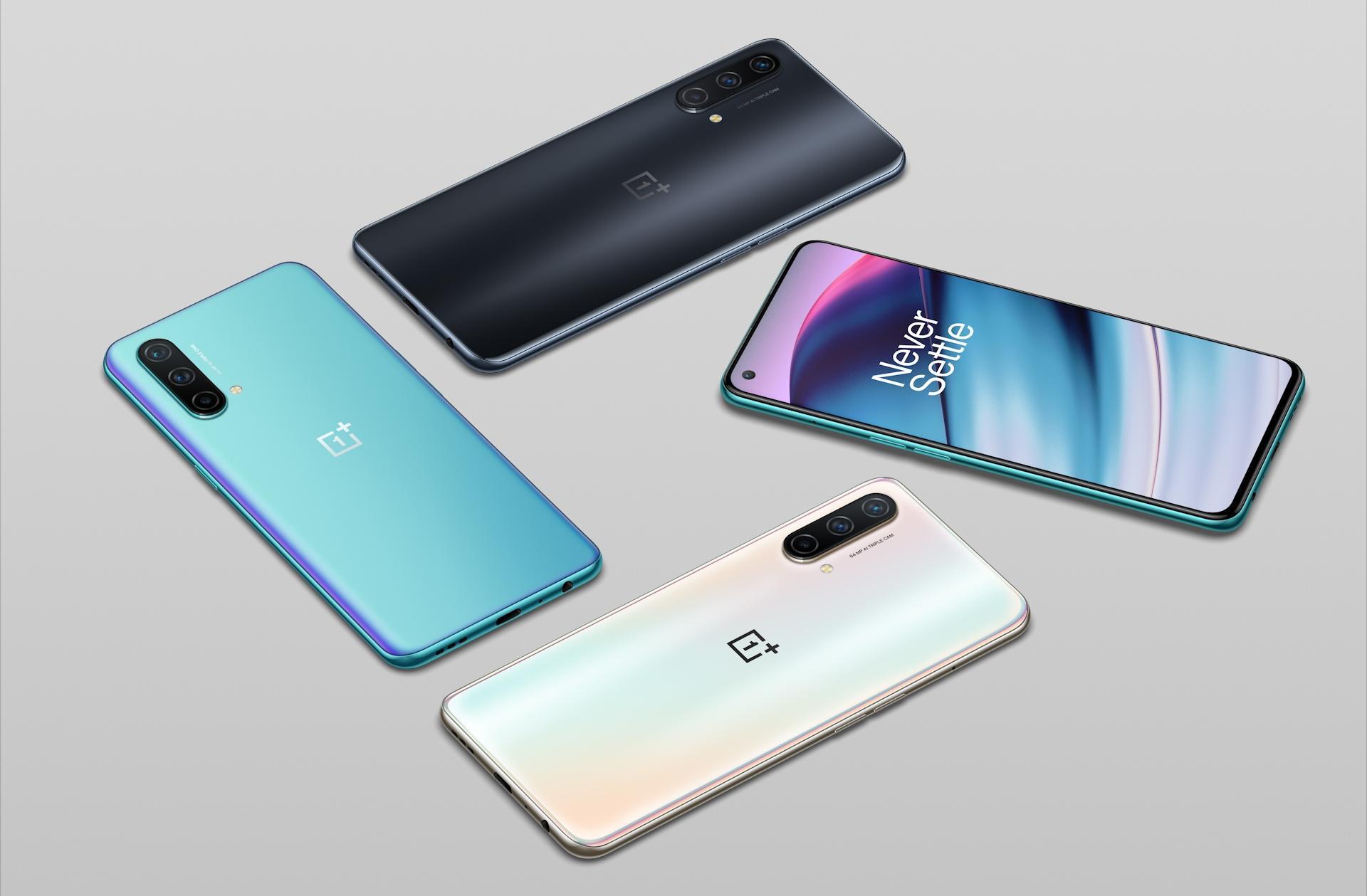 OnePlus introducerar Nord CE 5G – släpps 21 juni