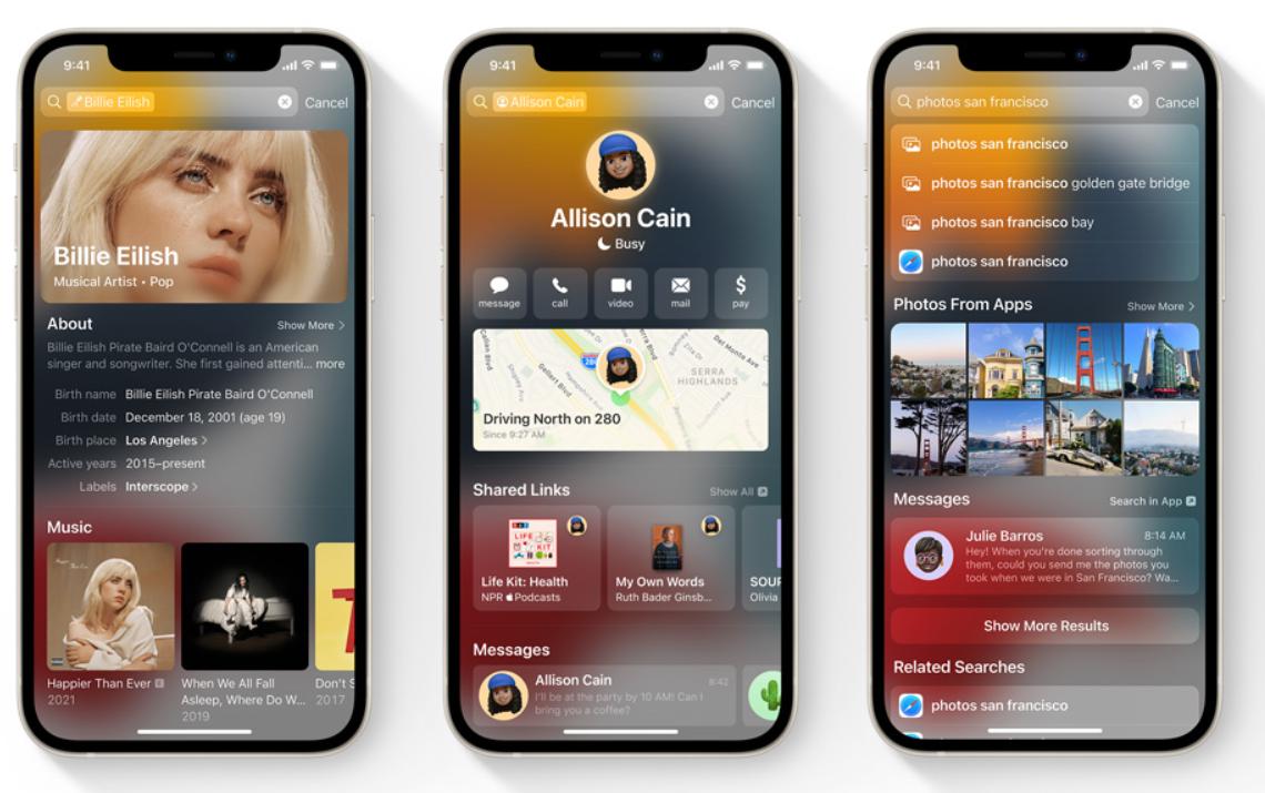 Skarpa IOS 15 och IpadOS 15 släpps 20 september