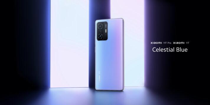 Pris och tillgänglighet för Xiaomi 11T och 11T Pro