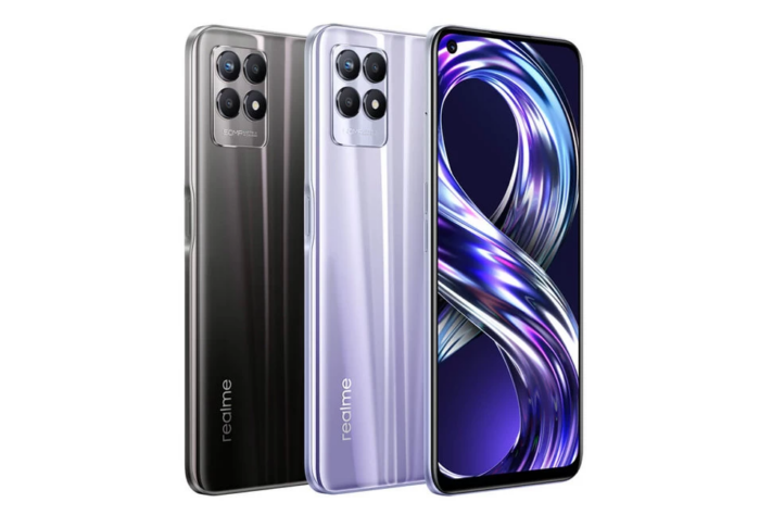 Realme 8i erbjuder 120Hz-skärm för 199 euro